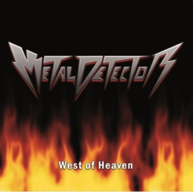 West Of Heaven_CD_cover